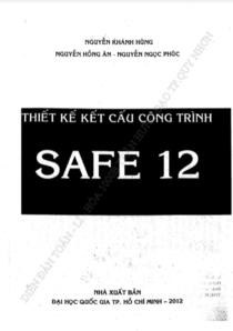 Thiết Kế Công Trình Bằng Phần Mềm Safe 12