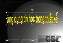 Giáo trình học sap2000 - ĐHXD