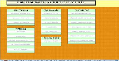 Chương trình tính toán và thiết kế BTCT chuong trinh tinh toan va thiet ke btct