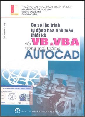 Thiết kế với VB và VBA trong môi trường Autocad