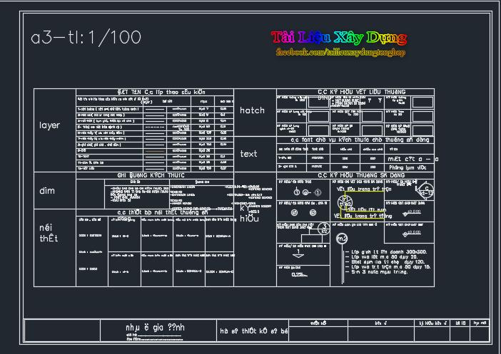 Mẫu khung bản vẽ trong AutoCad 2018 05 18 20h03 36