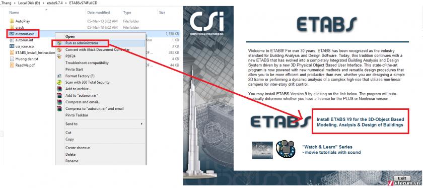 Download etabs 9.7.4 đầy đủ crack download etabs 9.7.4.2