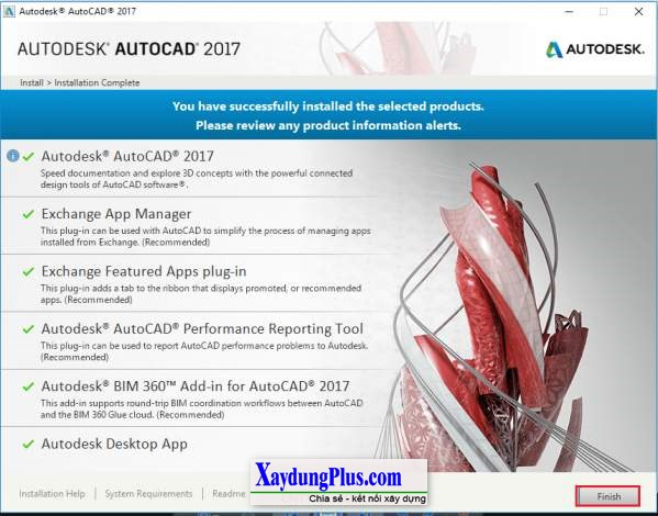 Download Autocad 2017 Full 32+64bit download autocad 2017 full crack11