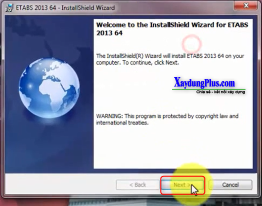 Download Etabs 2013 full crack và hướng dẫn cài đặt chi tiết download etabs 2013 full crack