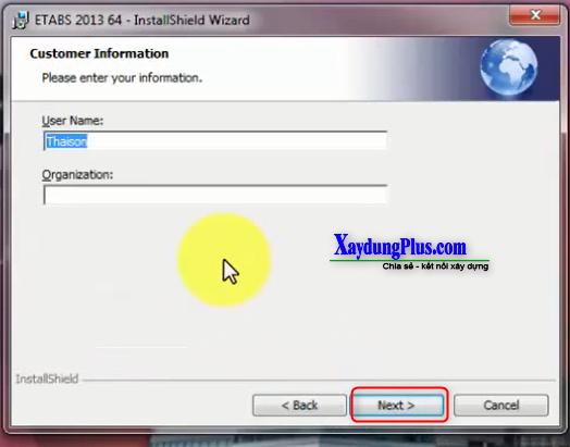 Download Etabs 2013 full crack và hướng dẫn cài đặt chi tiết download etabs 2013 full crack3