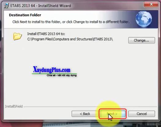 Download Etabs 2013 full crack và hướng dẫn cài đặt chi tiết download etabs 2013 full crack4