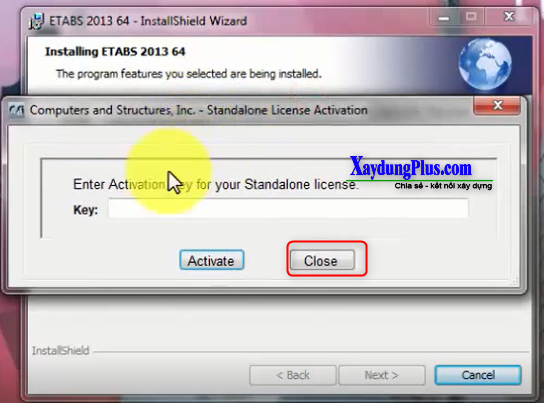 Download Etabs 2013 full crack và hướng dẫn cài đặt chi tiết download etabs 2013 full crack7