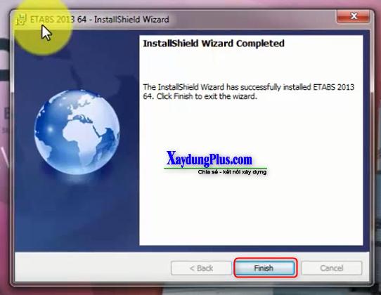 Download Etabs 2013 full crack và hướng dẫn cài đặt chi tiết download etabs 2013 full crack8
