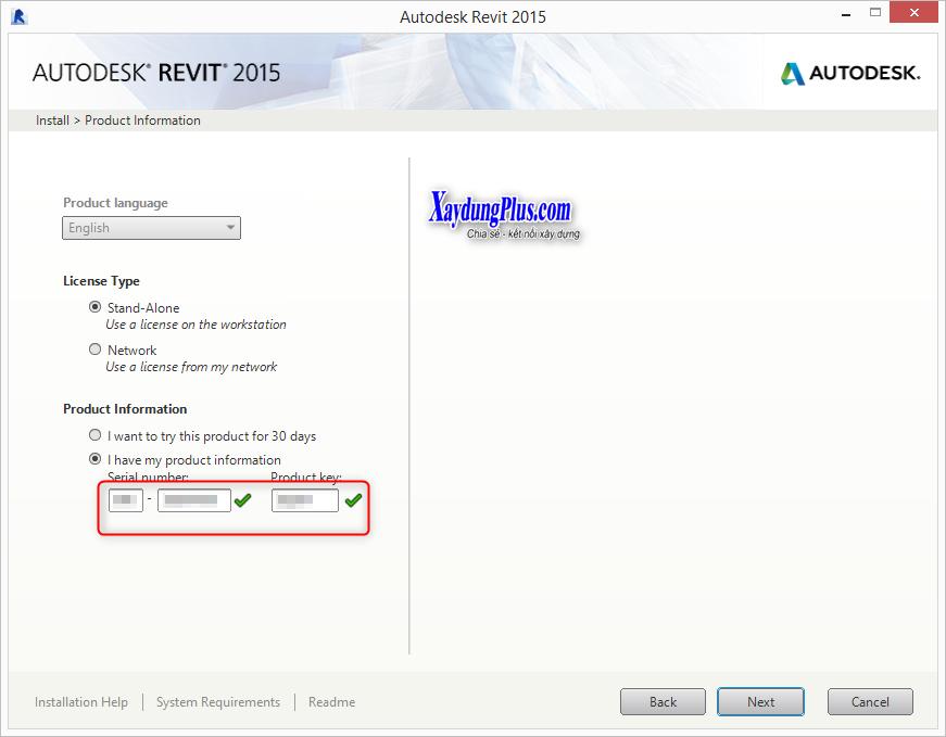 Download Revit Architecture 2015 và cài đặt chi tiết download revit 2015 full crack2