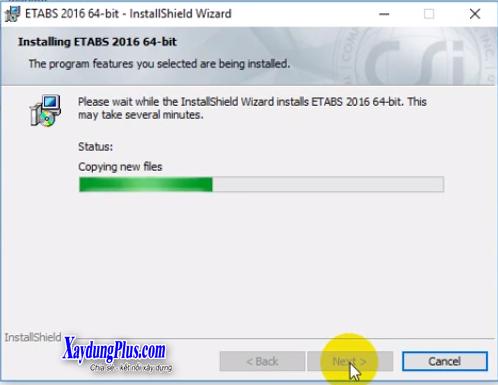 Download Etabs 2016 full và hướng dẫn cài đặt chi tiết hướng dẫn cài etabs 2016 full 7