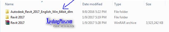 Download Revit Architecture 2017 và hướng dẫn cài đặt chi tiết hướng dẫn cai dat revit 2017 1