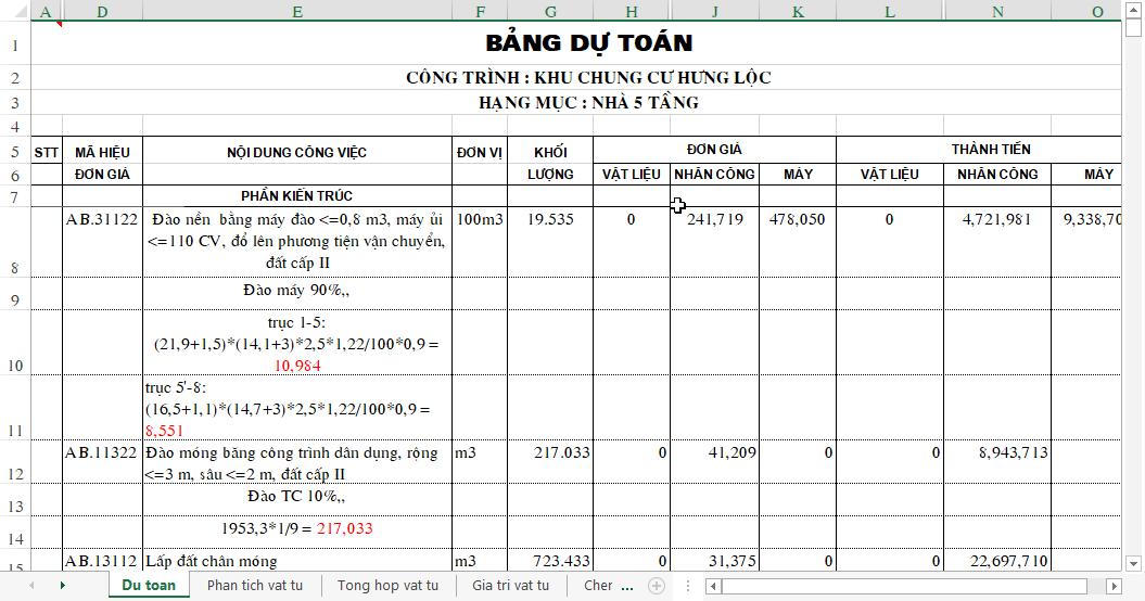 Hồ sơ mẫu chung cư 5 tầng - Chung Cư Hưng Lộc hồ sơ mẫu chung cư hưng lộc 5 tầng1