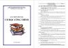 Giáo trình môn cơ học công trình - Nhiều tác giả