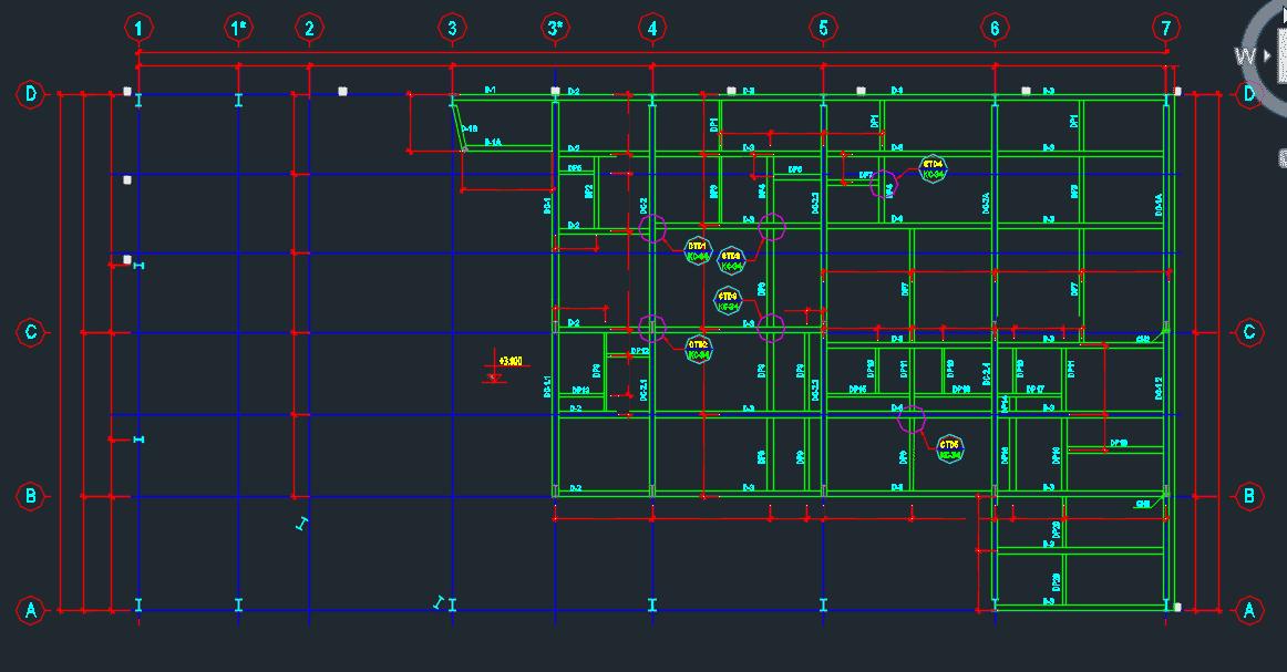 Biện pháp thi công nhà kết cấu thép