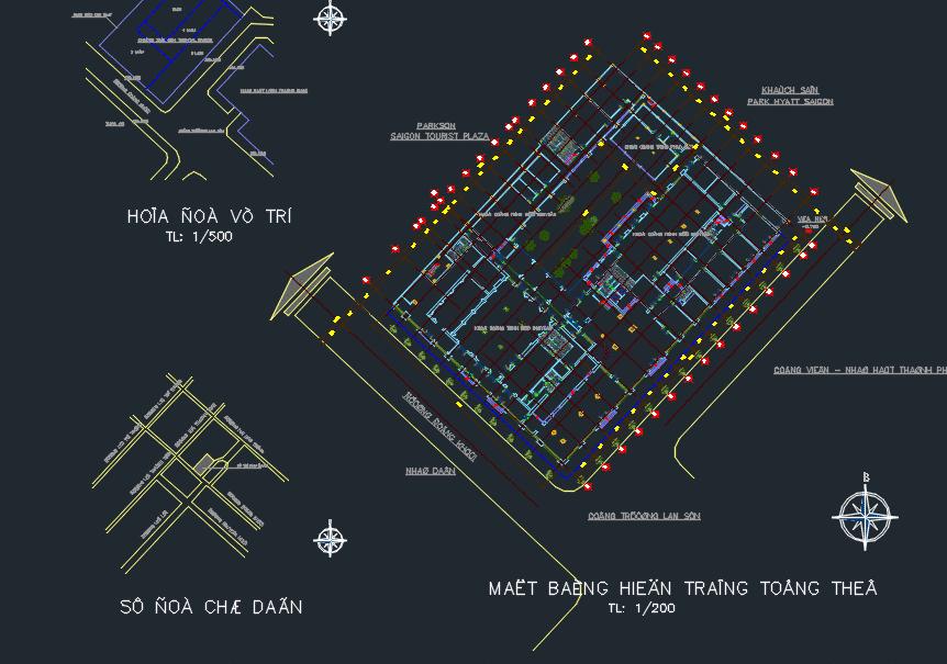 Hồ sơ thiết kế cơ sở khách sạn Continental Hồ sơ thiết kế cơ sở khác sạn Continental1