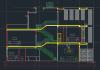 Hồ sơ thiết kế nhà phố 3 tầng 4,5x18m