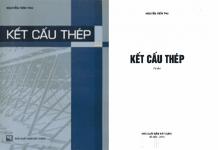 Kết cấu thép - Nguyễn Tiến Thu