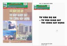 Tư vấn dự án và tư vấn giám sát thi công xây dựng - Trịnh Quốc Thắng