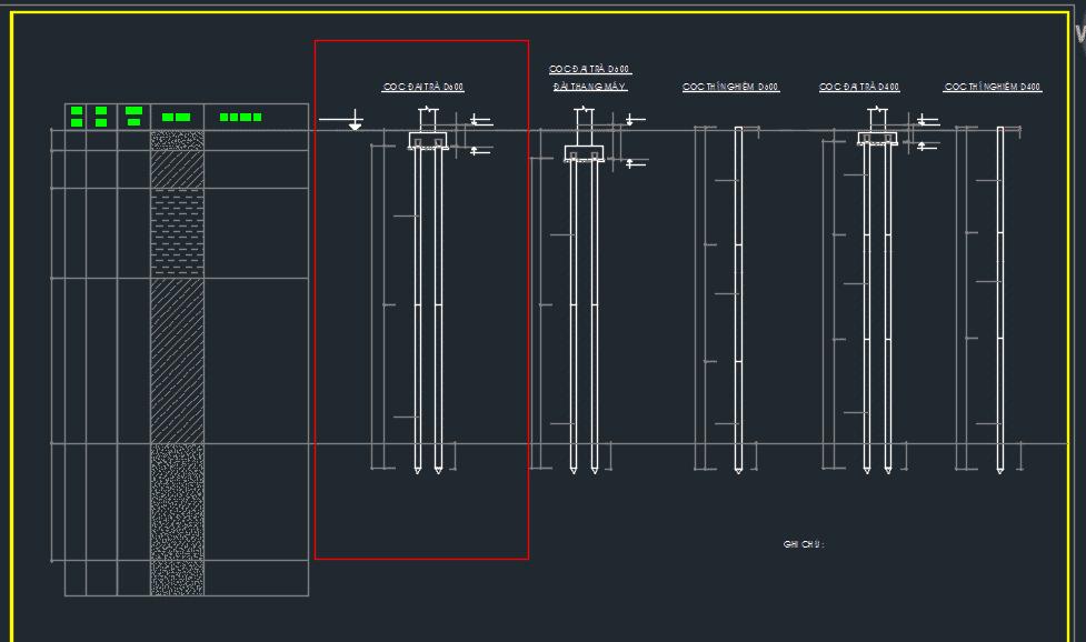 Chi tiết cọc bê tông dự ứng lực Chi tiết cọc bê tông dự ứng lực1
