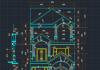 Mẫu thiết kế biệt thự mini 8x11m