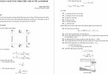 Tính toán vách cứng theo tiêu chuẩn Mỹ - ACI318M
