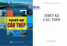 Sách thiết kế cầu thép (TS. Nguyễn Xuân Toản Ths. Nguyễn Văn Mỹ)