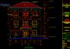 Hồ sơ mẫu biệt thự Villa A1 Phú Mỹ Hưng