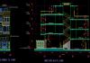 Hồ sơ mẫu nhà phố 4 tầng 4x19m
