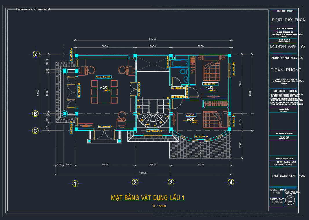 Mẫu biệt thự phố 4 tầng Mẫu biệt thự phố 4 tầng2