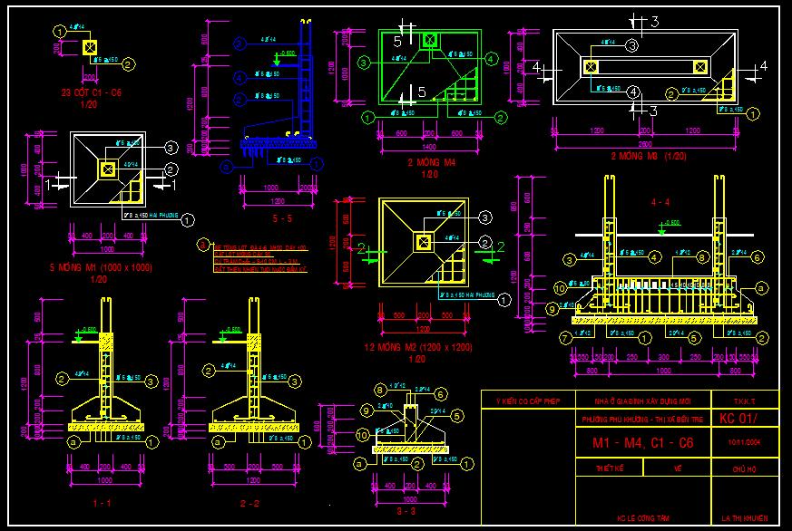 Bản vẽ mẫu nhà cấp 4 Full Bản vẽ mẫu nhà cấp 4 Full1